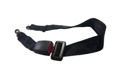Importación de cinturones de seguridad